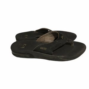 Reef Brown Flip Flops Men's Size 10
